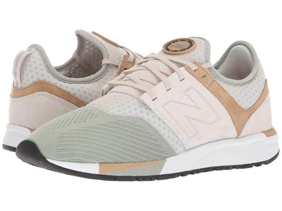 New Balance Classics - MRL247v1 (Moonbean/Silver Mint) Mens Running Shoes