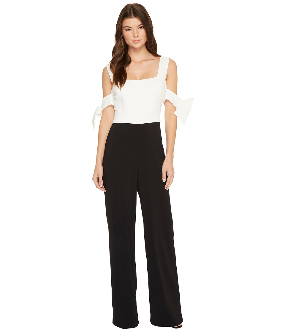 Badgley Mischka - Square Neck Jumpsuit