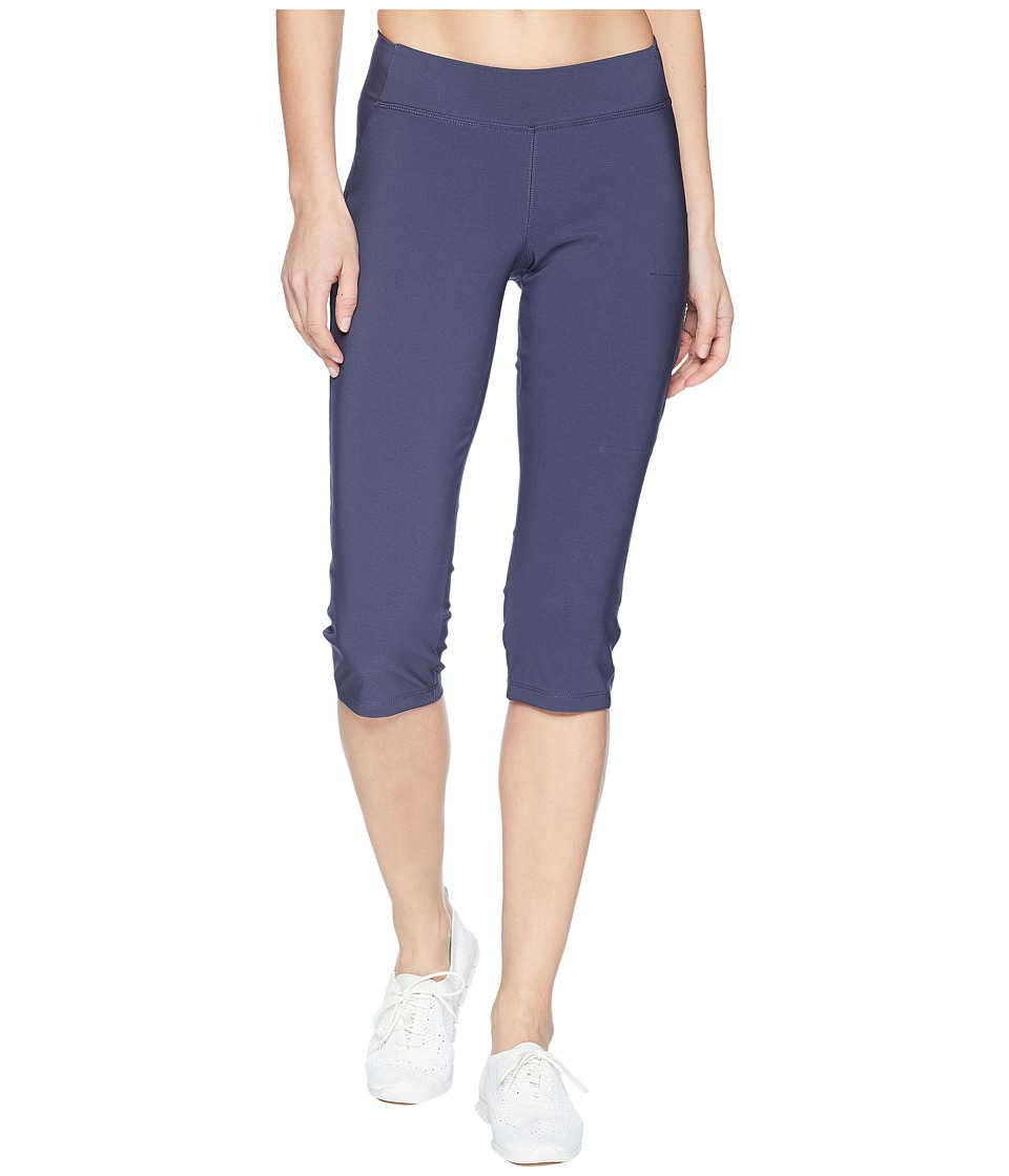 Columbia - Back Beautytm Capri (Nocturnal) Womens Capri