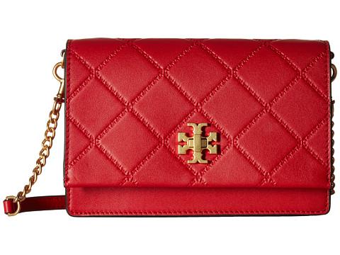 Tory Burch Georgia Turn-Lock Mini Bag - Liberty Red