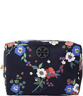 Tory Burch - Quinn Floral Brigitte Cosmetic Case