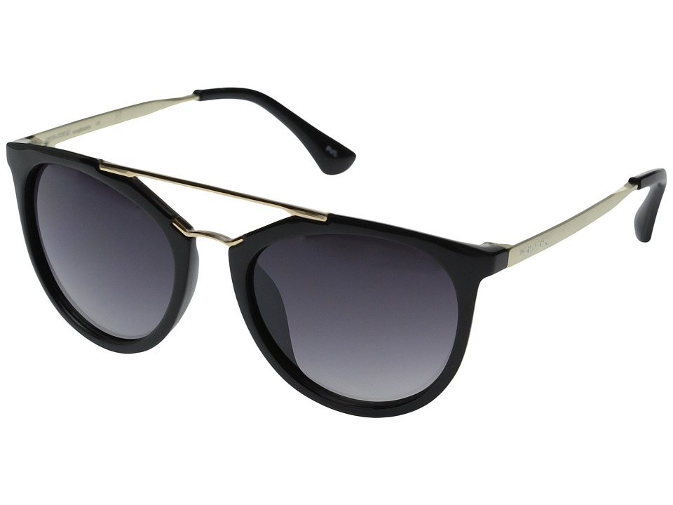 PERVERSE Sunglasses Beaudry (Diva/Glossy Black/Black Gradient) Fashion Sunglasses