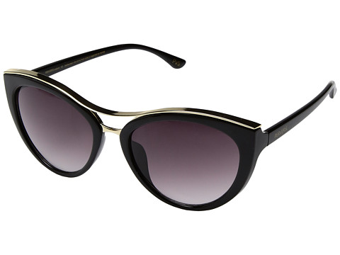 PERVERSE Sunglasses Ms. Brenda - Temptress/Glossy Black/Gold/Black Gradient