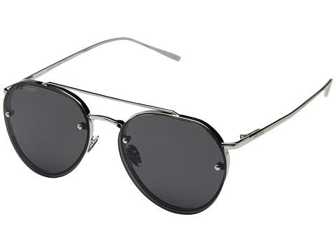 PERVERSE Sunglasses Dean - Ali/Silver Metal/Black Mirrored