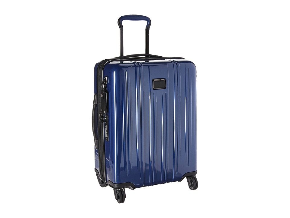Tumi V3 Continental Expandable Carry-On (Pacific Blue) Carry on Luggage