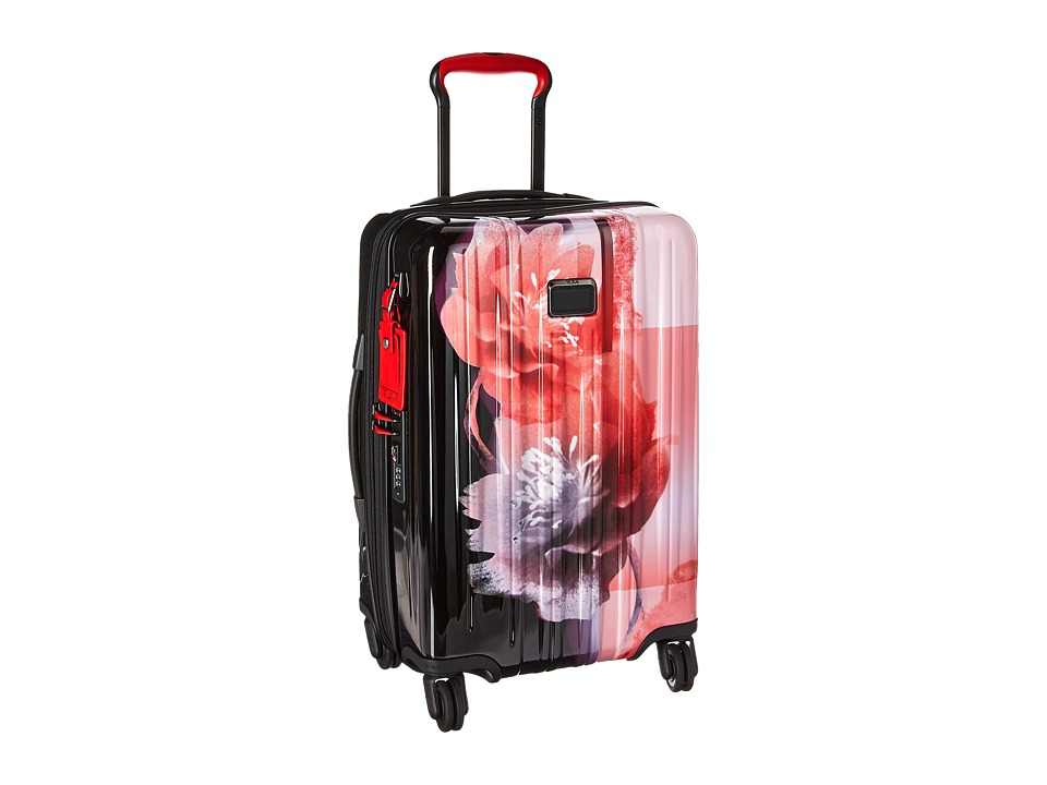 Tumi V3 International Expandable Carry-On (Gallery Floral Print) Carry on Luggage