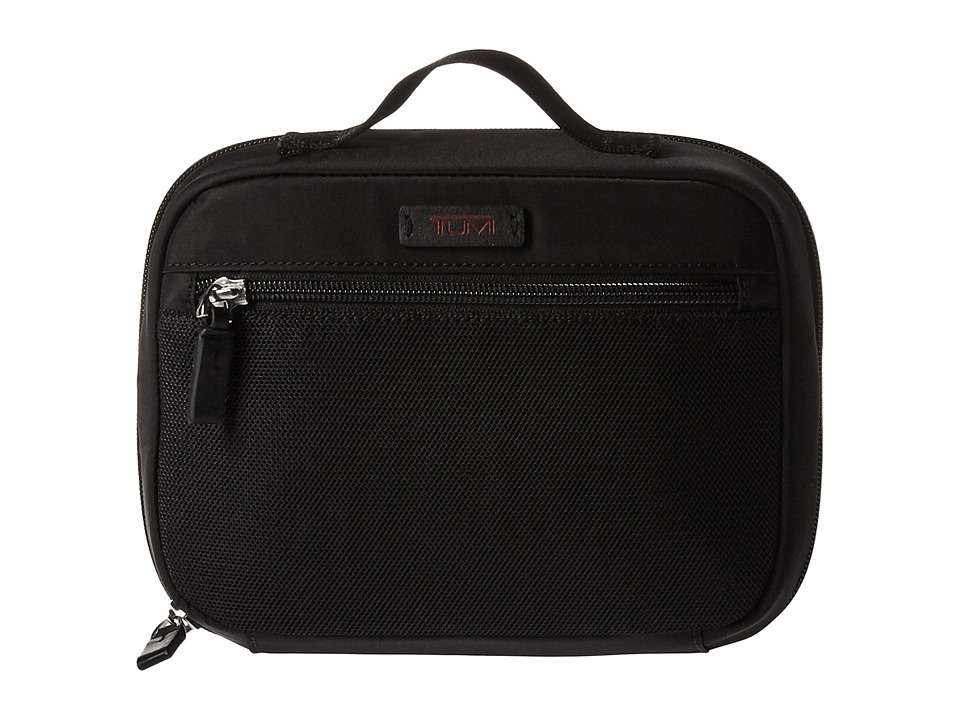 Tumi - Accessories Pouch Large (Black) Luggage