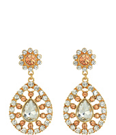 GUESS - Stone Teardrop Luxe Earrings