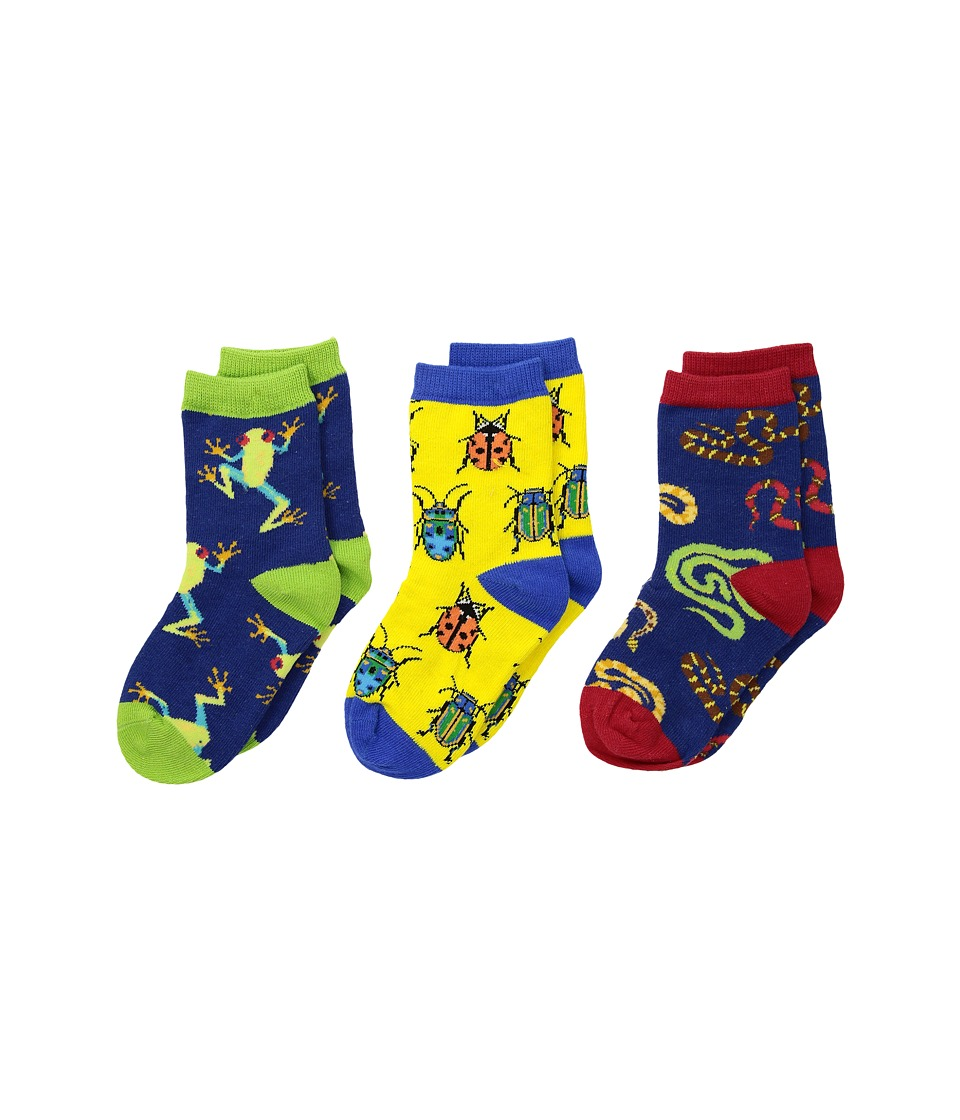 Socksmith Science Camp (Toddler/Little Kid/Big Kid) (Variety) Crew Cut Socks Shoes