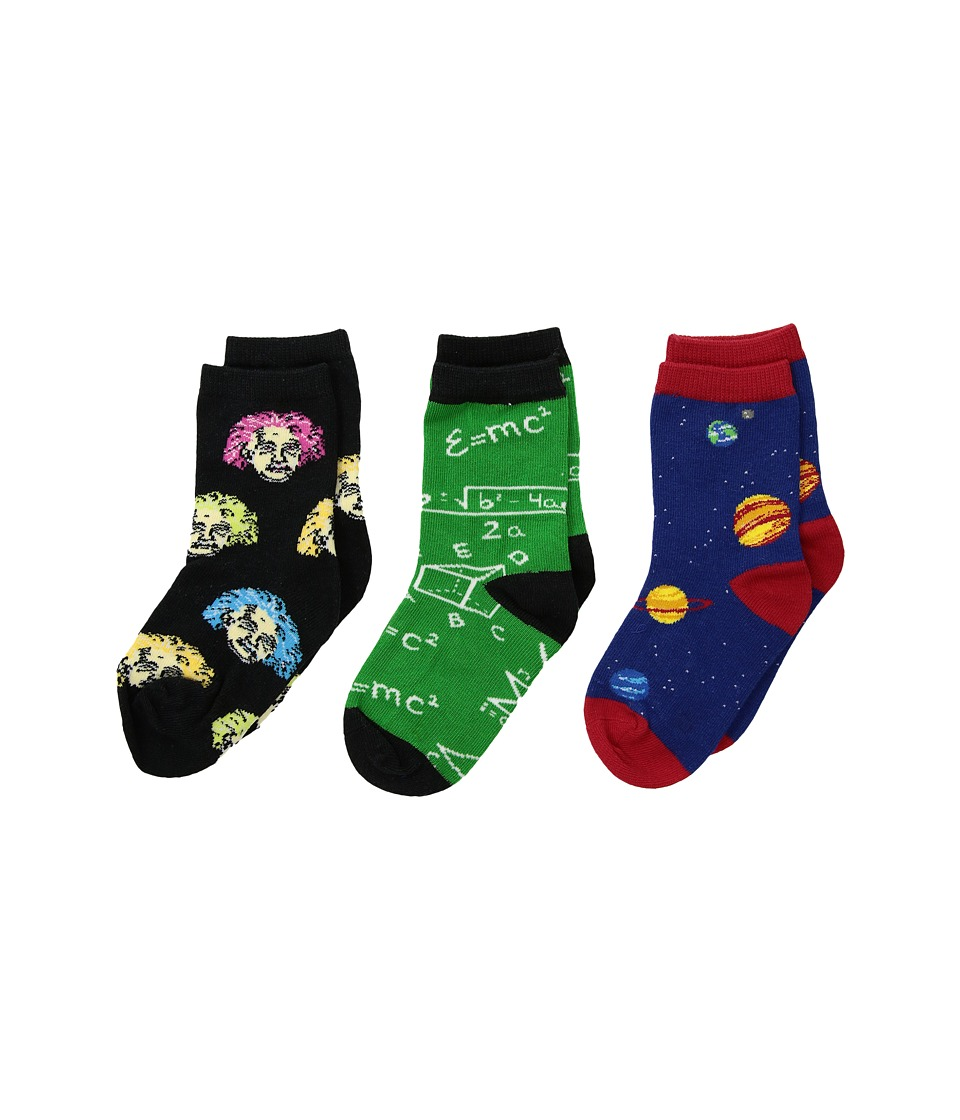 Socksmith Relatively Awesome(Toddler/Little Kid/Big Kid) (Variety) Crew Cut Socks Shoes
