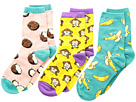 Socksmith Spunky Monkey (Toddler/Little Kid/Big Kid)
