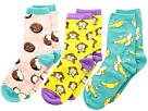 Socksmith Spunky Monkey (Toddler/Little Kid/Big Kid)