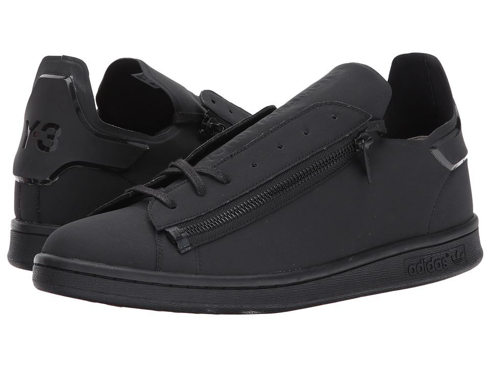 adidas Y-3 by Yohji Yamamoto Stan Zip (Core Black/Core Black/Core Black) Shoes