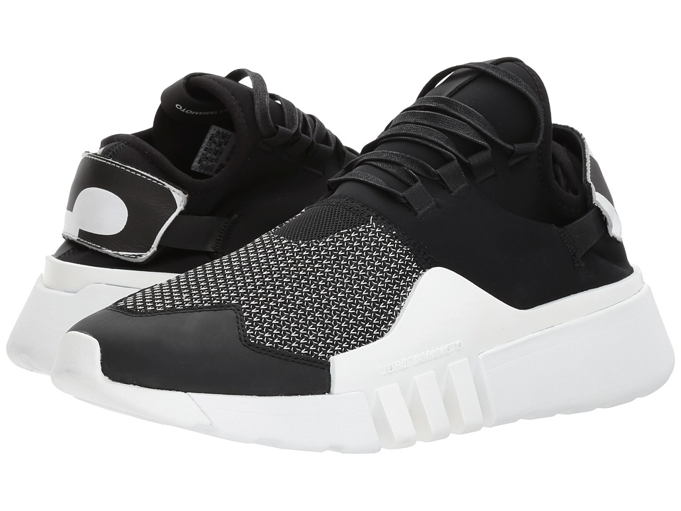 adidas Y-3 by Yohji Yamamoto - Ayero (White/Core Black/Core Black) Mens Shoes