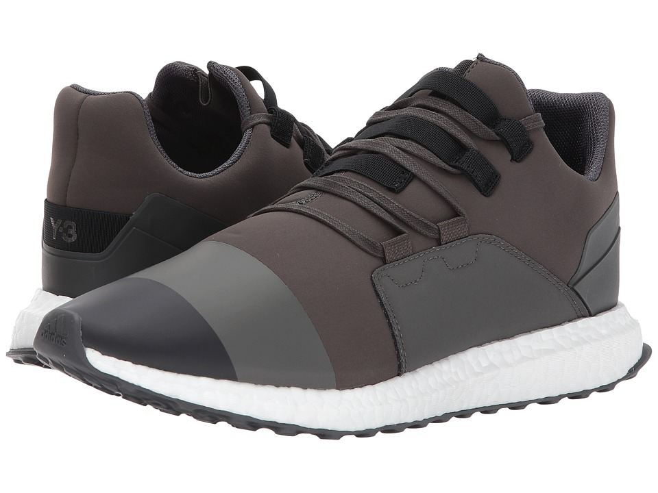 adidas Y-3 by Yohji Yamamoto - Kozoko Low (Black Olive/Core Black/Core Black) Mens Shoes