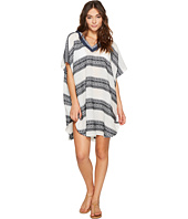 Seafolly - Jacquard Stripe Kaftan Cover-Up