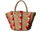 Pom Pom Beach Basket