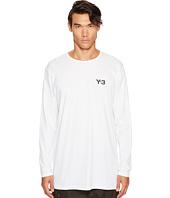 adidas Y-3 by Yohji Yamamoto - Logo Long Sleeve Tee
