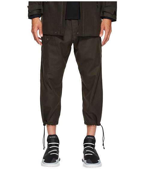 adidas Y-3 by Yohji Yamamoto Wool Utility Pants