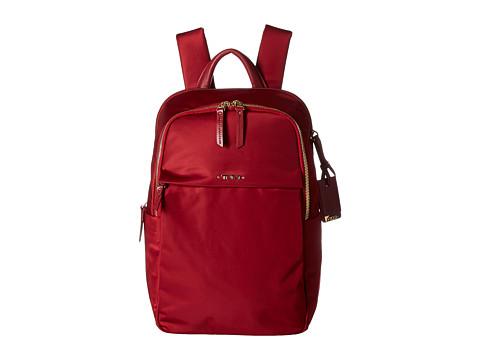 Tumi Voyageur Daniella Small Backpack - Crimson