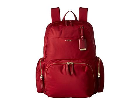 Tumi Voyageur Calais Backpack - Crimson