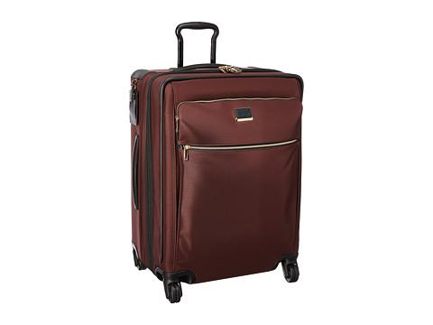 Tumi Larkin Jess Short Trip Expandable 4 Wheel Packing Case - Bordeaux