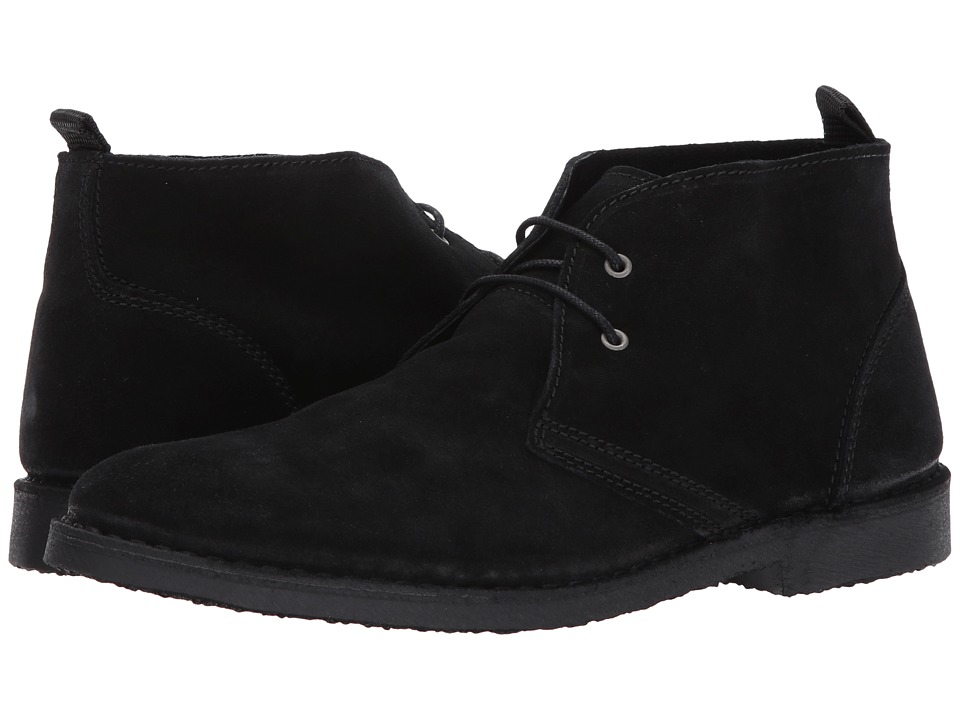 Steve Madden Ashe (Black) Men