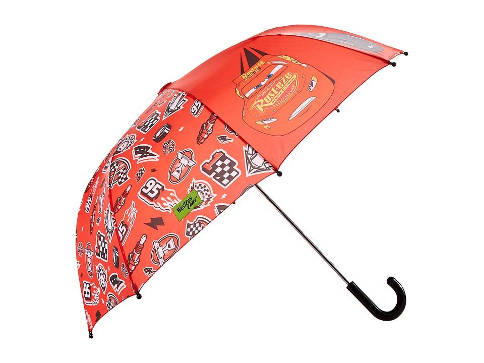 Western Chief Kids - Lightning McQueen Umbrella (Red) Umbrella