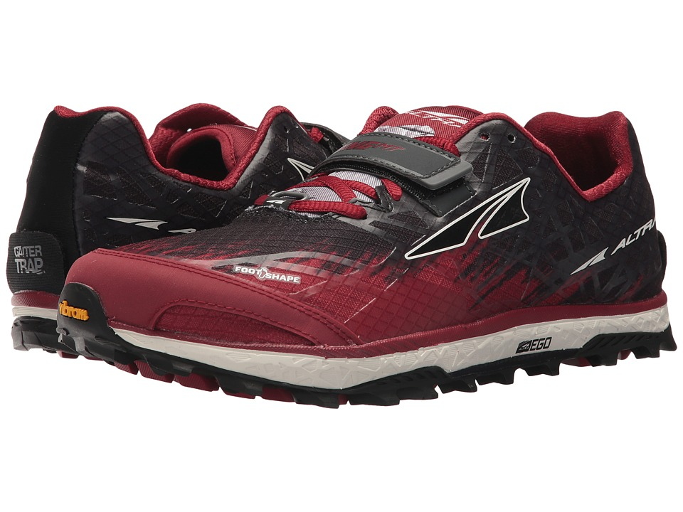 Altra Footwear - King MT 1.5 (Red) Men's Running Shoes