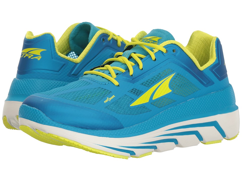 Altra Footwear Duo (Blue) Women's Running Shoes