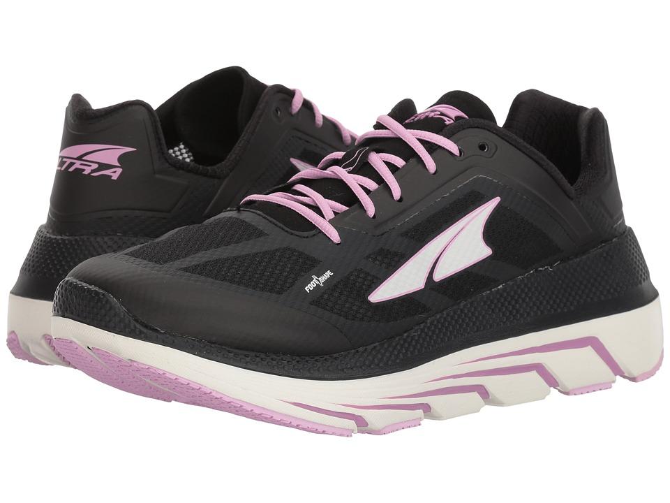 Altra Footwear Duo (Black/Pink) Women's Running Shoes