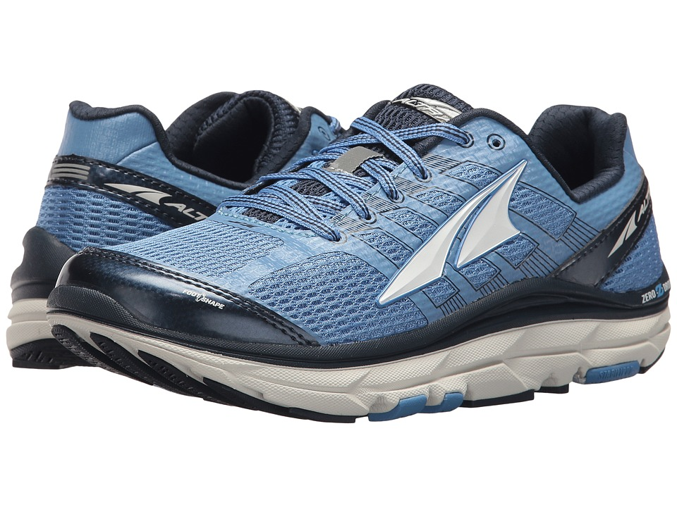 Altra Footwear - Provision 3 (Dark Blue) Womens Running Shoes