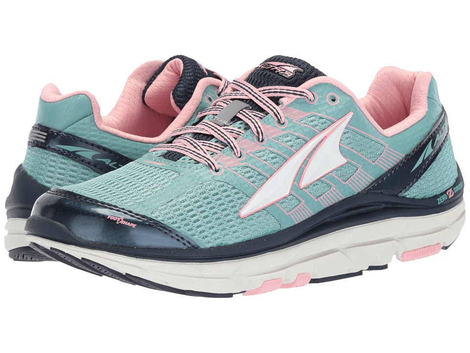 Altra Footwear - Provision 3 (Blue/Pink) Women's Running ...