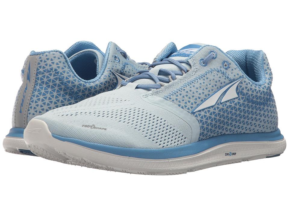 Altra Footwear Solstice (Blue) Women's Running Shoes
