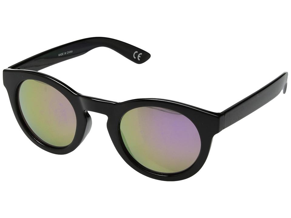 Vans - Lolligagger Sunglasses (Black/Purple) Sport Sunglasses
