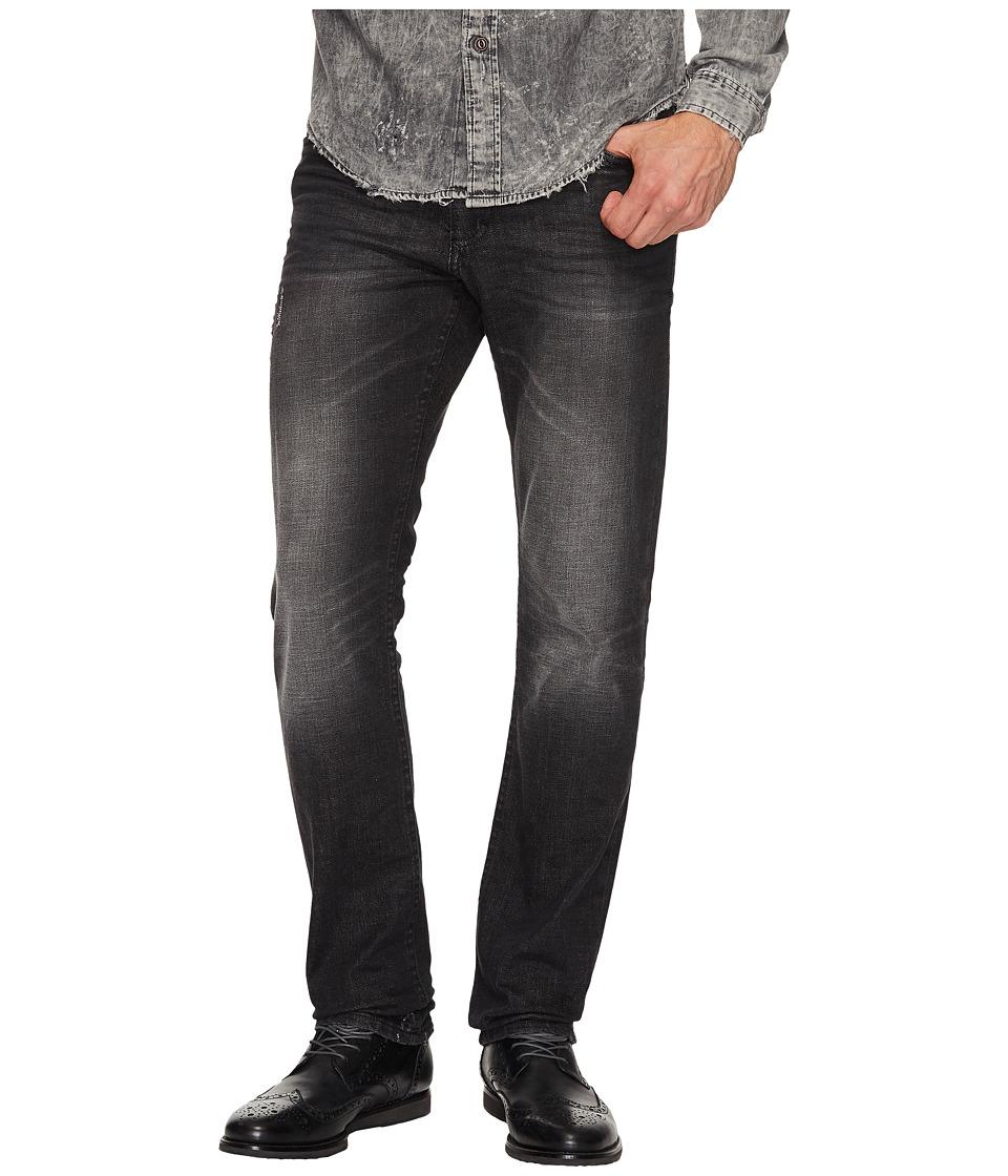 Calvin Klein Jeans Skinny Jean Brown/Black Wash (Brown/Black) Men