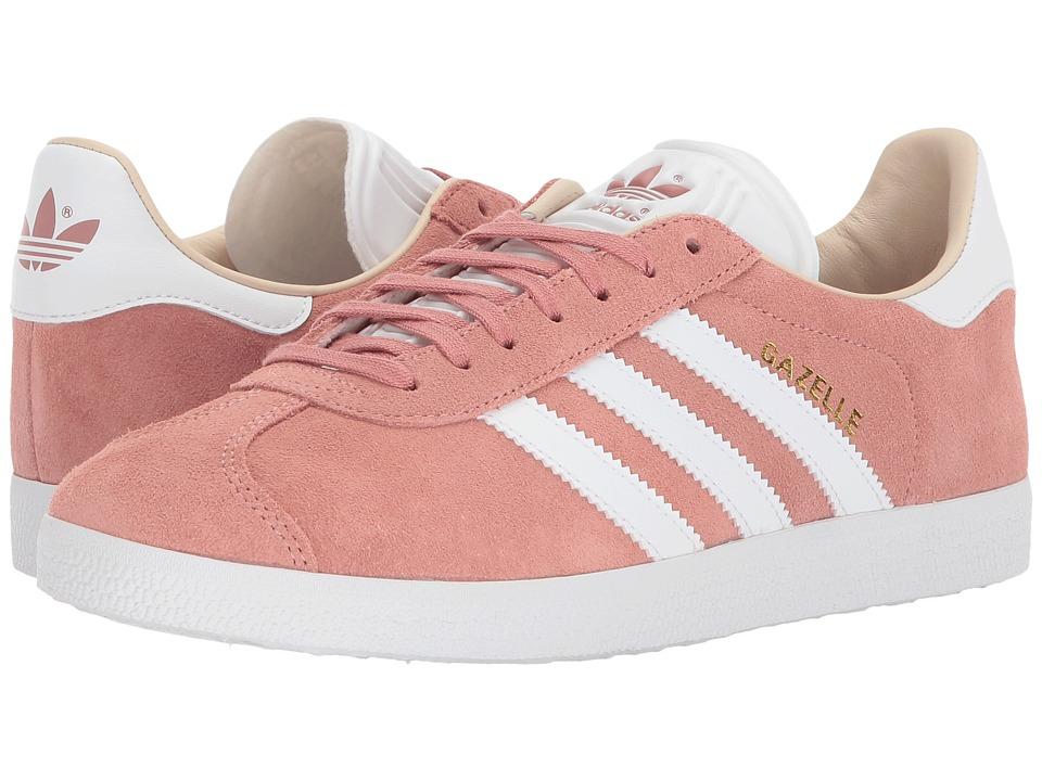 adidas Originals Gazelle (Ash Pearl/White/Linen) Women's Shoes