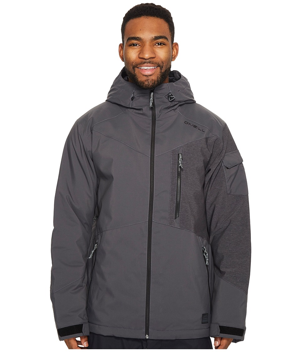 O'Neill Cue Jacket (Asphalt) Men's Coat