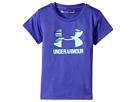 Under Armour Kids - Split Logo Short Sleeve Shirt (Toddler)