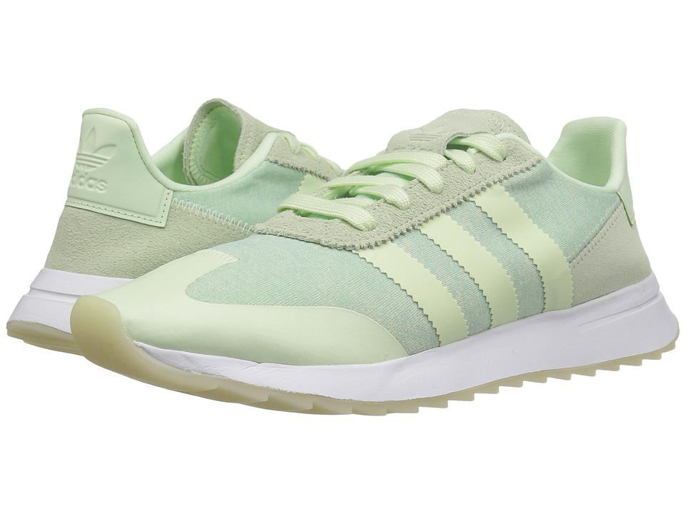 adidas Originals Flashback Runner (Aero Green/White/Ash Green) Women