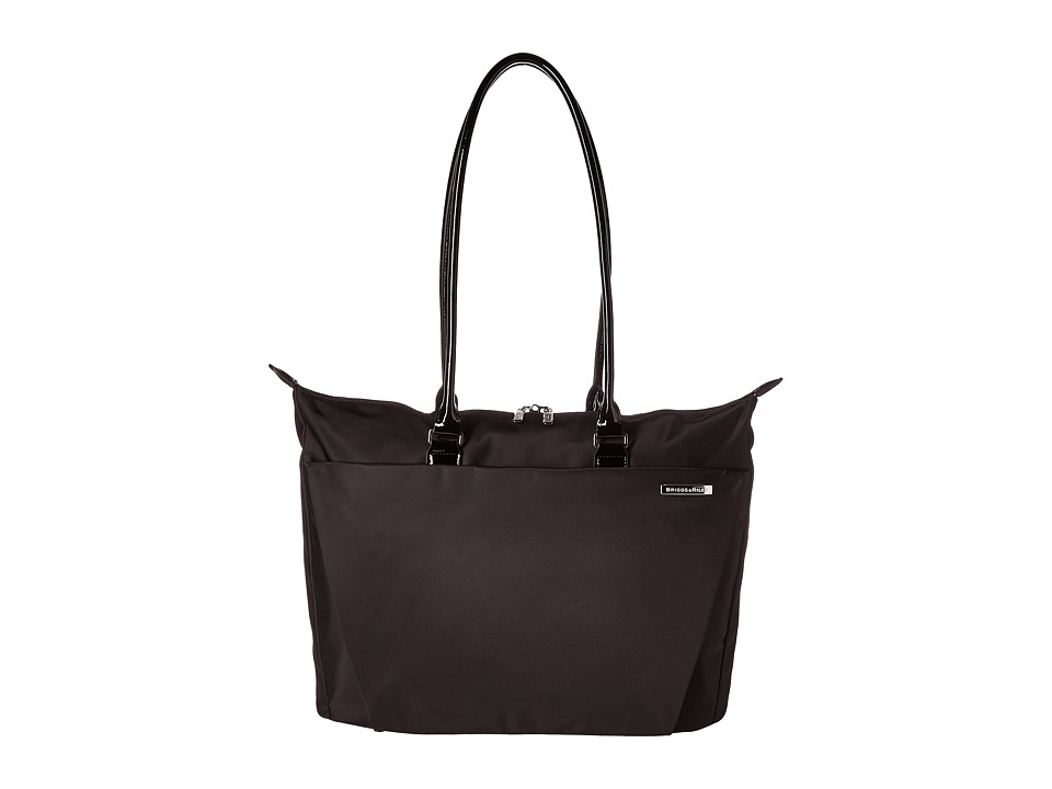 Briggs & Riley - Sympatico - Shopping Tote (Onyx) Tote Handbags
