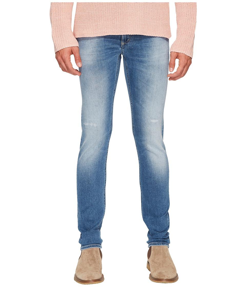 CLOSED - Super Stretch Prep Skinny Jeans