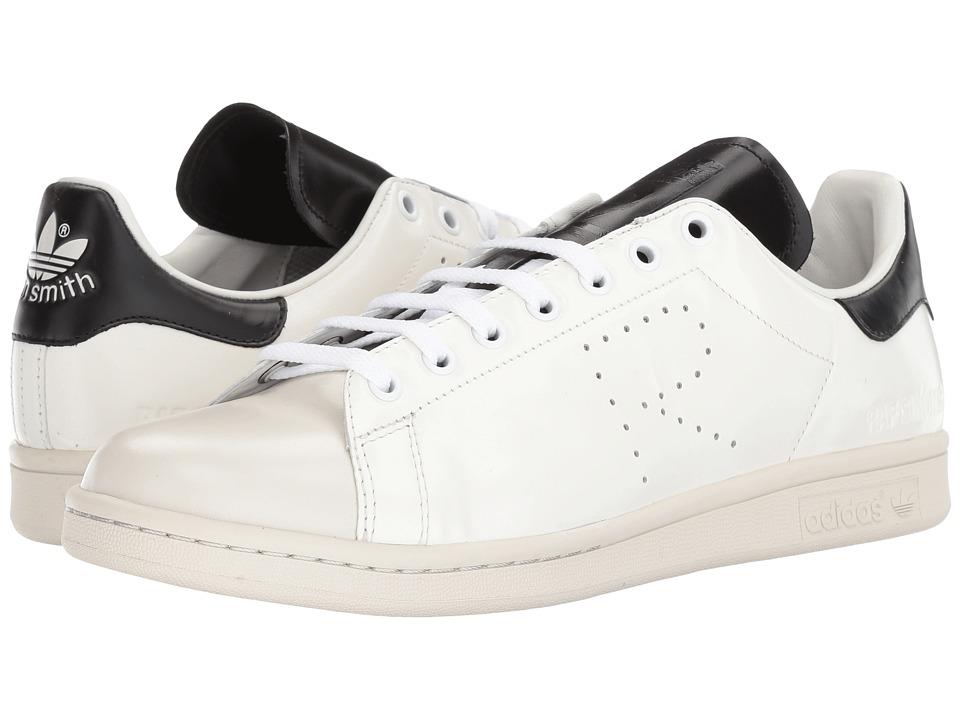 adidas by Raf Simons Raf Simons Stan Smith (Optic White/Core White/Black/Talc) Athletic Shoes