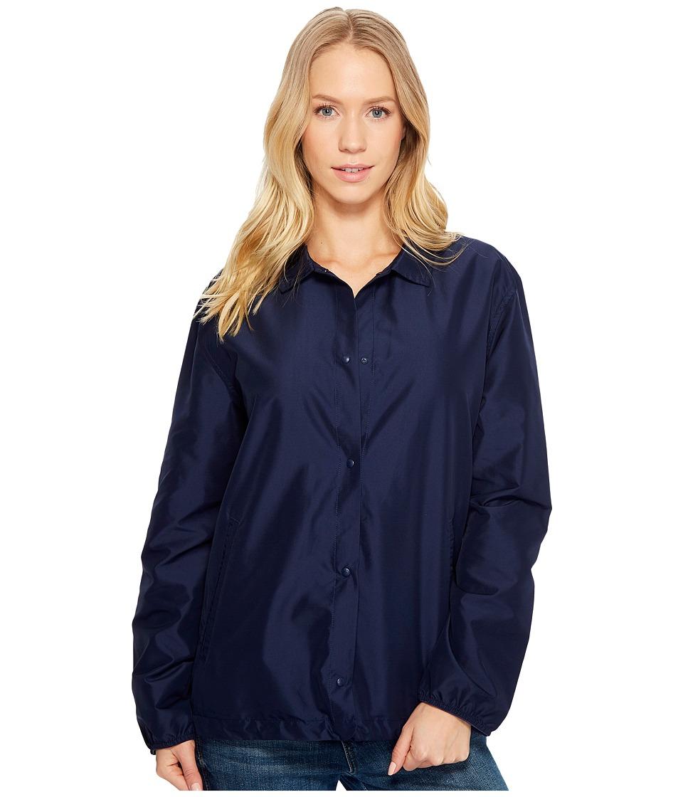 Herschel Supply Co. - Voyage Coach (Peacoat) Womens Coat