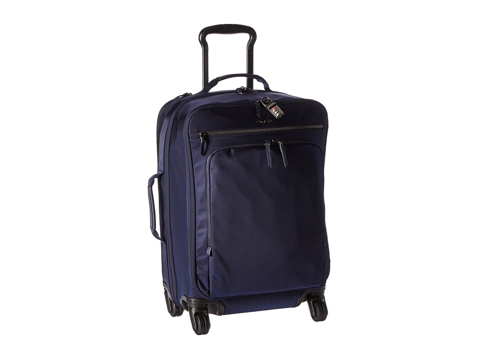 Tumi Voyageur Super Leger International Carry-On (Marine) Carry on Luggage