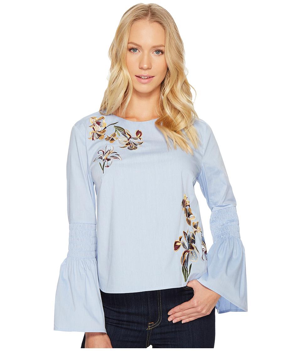 CATHERINE Catherine Malandrino - Long Sleeve Ruffle Dress Shirt