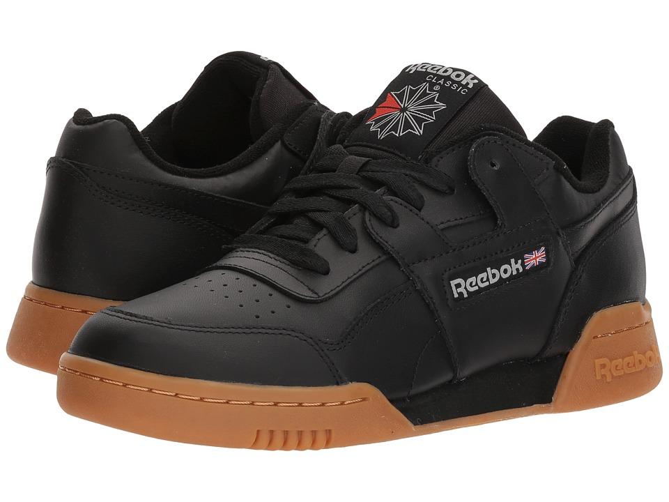Reebok Lifestyle - Workout Plus (Black/Carbon/Classic Red...