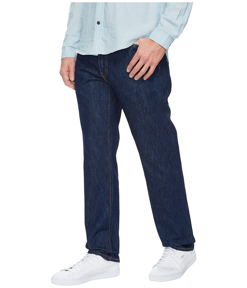 Levis(r) Mens - 541 Athletic Fit - Made in the USA (Rinse) Mens Clothing