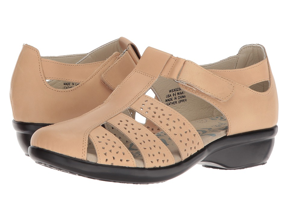 Propet April (Oyster) Women's Shoes
