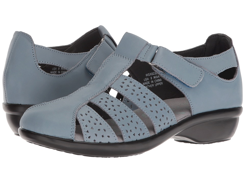 Propet April (Denim) Women's Shoes